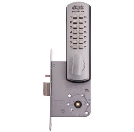Push Button Mortice Lock